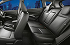 Maruti S Cross Rear Seats Picture