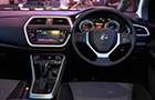 Maruti S Cross Dashboard Picture