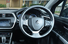 Maruti S Cross Steering Wheel Picture