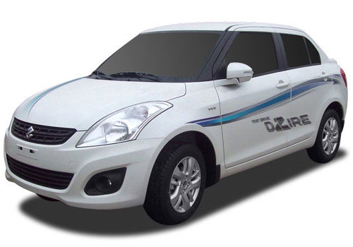 Maruti Swift Dzire CS Pictures