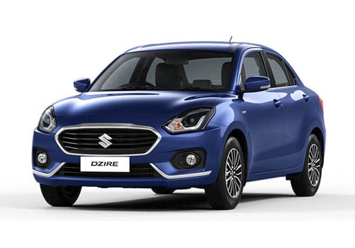 Maruti Suzuki Swift Dzire Front  Angle View Picture