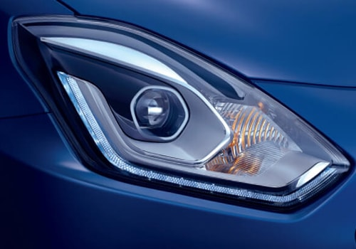 Maruti Swift Dzire Headlight Exterior Picture