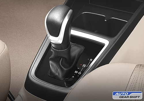 Maruti Swift Dzire Gear Knob Interior Picture