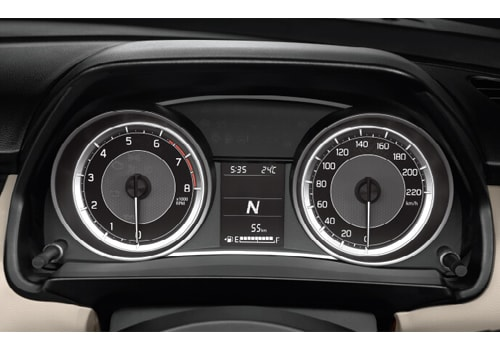 Maruti Swift Dzire Tachometer Interior Picture