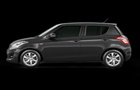 Maruti Swift in Silver Color