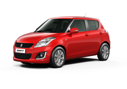 Maruti Swift Front Angle View Exterior Picture