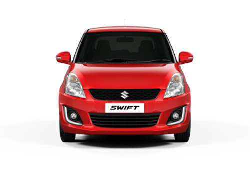Maruti Suzuki Swift Front Low Angle View Picture