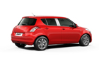 Maruti Swift Rear Angle View Picture