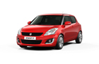 Maruti Swift Front Angle Low Wide Picture