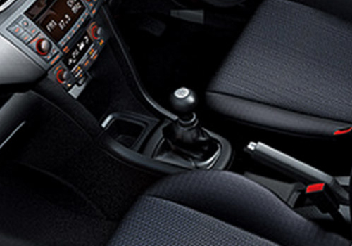 Maruti Swift Gear Knob Interior Picture