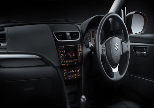 Maruti Swift Dashboard Cabin Interior Picture