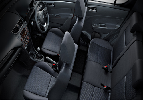 Maruti Suzuki Swift Interior