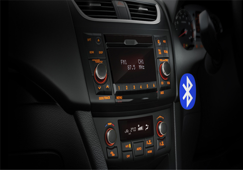 Maruti Swift Stereo Interior Picture