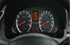 Maruti Swift Tachometer Picture