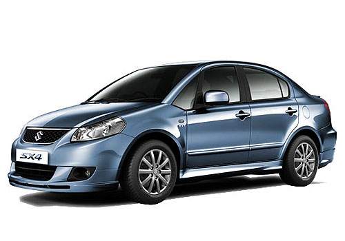 Maruti SX4 Photo