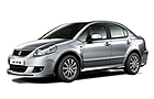 Maruti SX4 in Silver Color