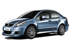 Maruti SX4 in Blue Color