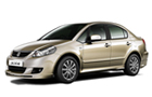 Maruti SX4 in Beige Color