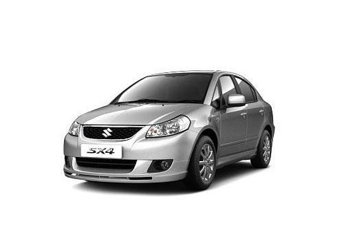 Maruti Suzuki SX4 Front Side View Picture