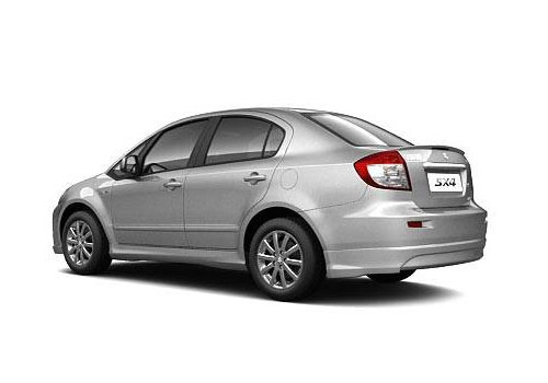 Maruti SX4 Cross Side View Exterior Picture
