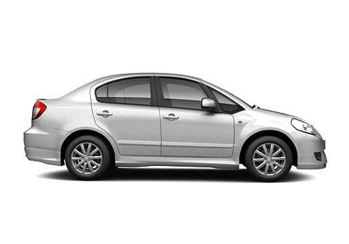 Maruti SX4 Side Medium View Exterior Picture