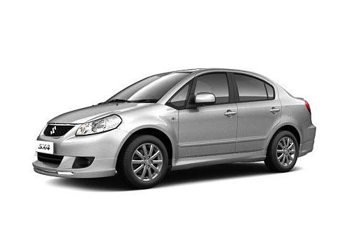 Maruti SX4 Front Medium View Exterior Picture