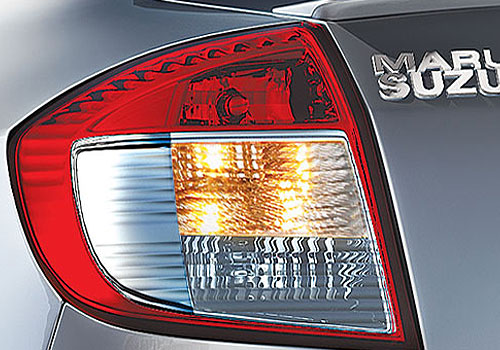 Maruti SX4 Tail Light Exterior Picture