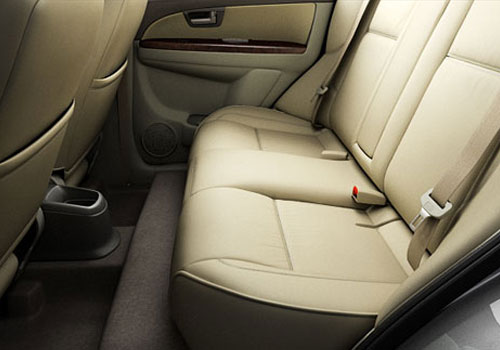 Maruti SX4 Rear Seats Interior Picture