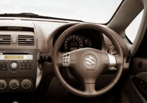 Maruti SX4 Steering Wheel Interior Picture