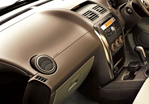 Maruti SX4 Dashboard Cabin Interior Picture