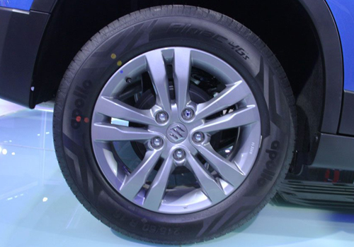 Maruti Vitara Brezza Wheel and Tyre Exterior Picture
