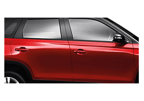 Maruti Vitara Brezza Door Handle Exterior Picture