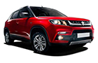Maruti Vitara Brezza Front Side View Picture