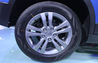 Maruti Vitara Brezza Wheel and Tyre