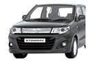 Maruti Wagon R Stingray in Glistening Grey Color
