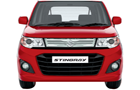Maruti Wagon R Stingray in Passion Red Color