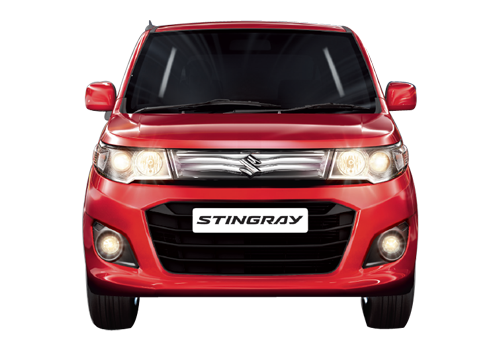 Maruti Suzuki StingRay Front View Picture