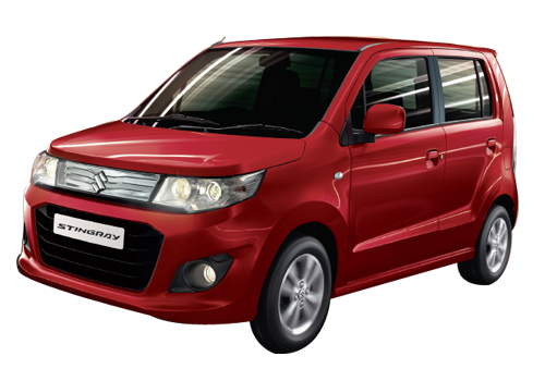 Maruti Suzuki Wagon R StingRay Front View Side Picture