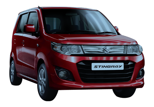 Maruti Wagon R Stingray Front Low Angle View Exterior Picture