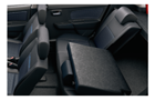 Maruti Wagon R Stingray Rear Seats Picture