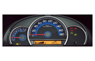 Maruti Wagon R Stingray Tachometer Picture