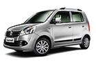 Maruti Wagon R in Silver Color