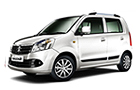 Maruti Wagon R in White Color