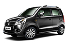 Maruti Wagon R in Black Color