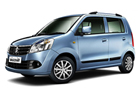 Maruti Wagon R in Blue Color