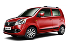 Maruti Wagon R in Red Color