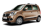 Maruti Wagon R in Chocolate Color