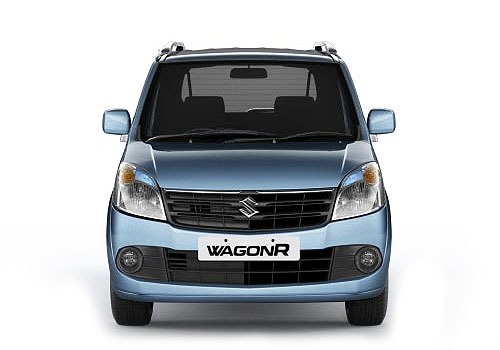 Maruti Wagon R Front View Picture