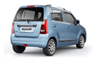 Maruti Wagon R Rear Angle View Picture