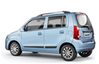 Maruti Wagon R Cross Side View Picture